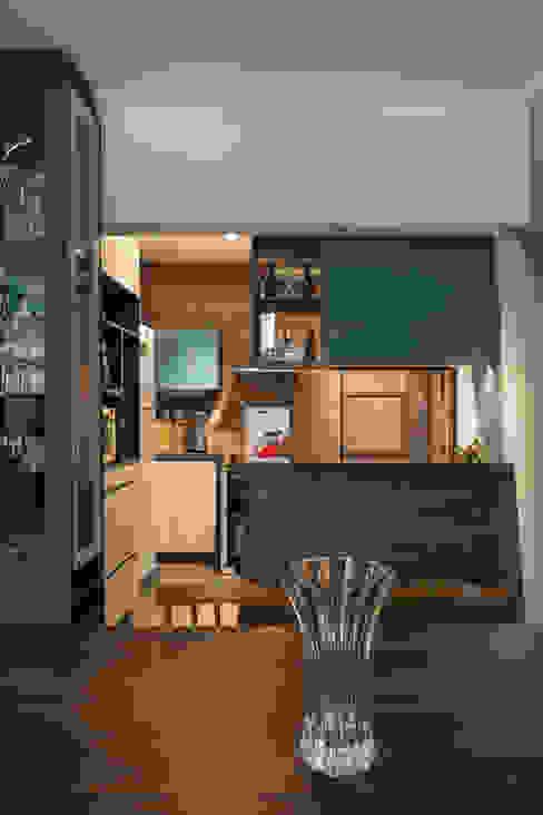 Kali Arquitetura مطبخ