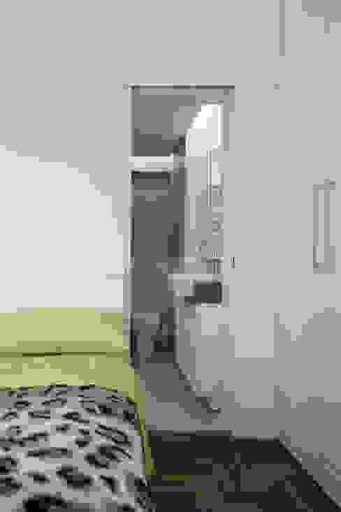 Kali Arquitetura غرفة نوم