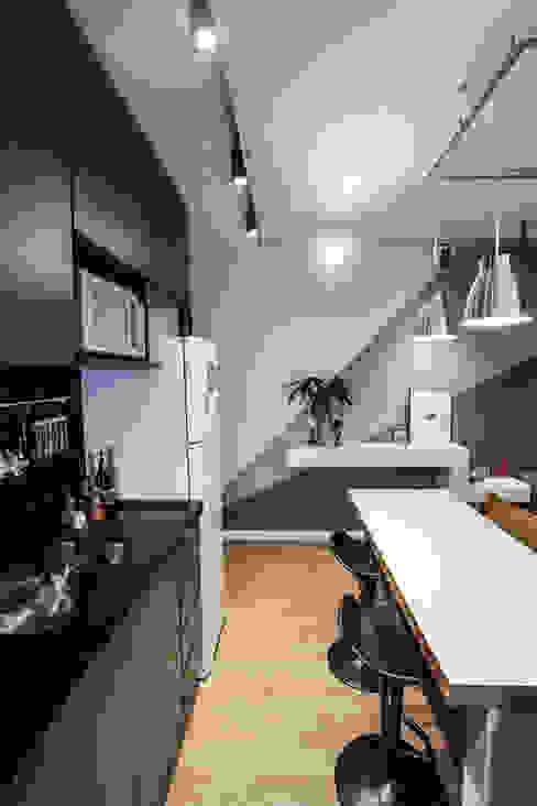 Apartamento Alto do Ipiranga Cozinhas modernas por SP Estudio Moderno