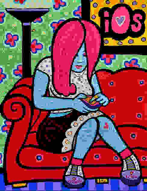 Cosmic Love de Jimmy Carbo Moderno