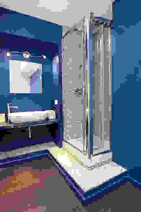 Ванная комната в . Автор – o/m architetti,