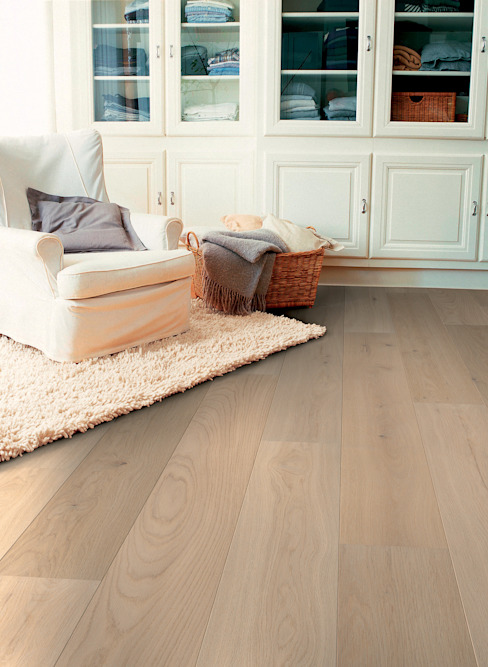 Vintage Oak Matt:  Walls & flooring by Quick-Step