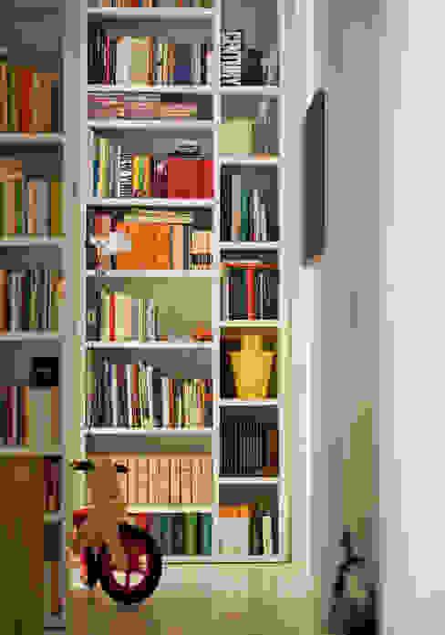 casa PT Soggiorno moderno di davide petronici | architettura Moderno