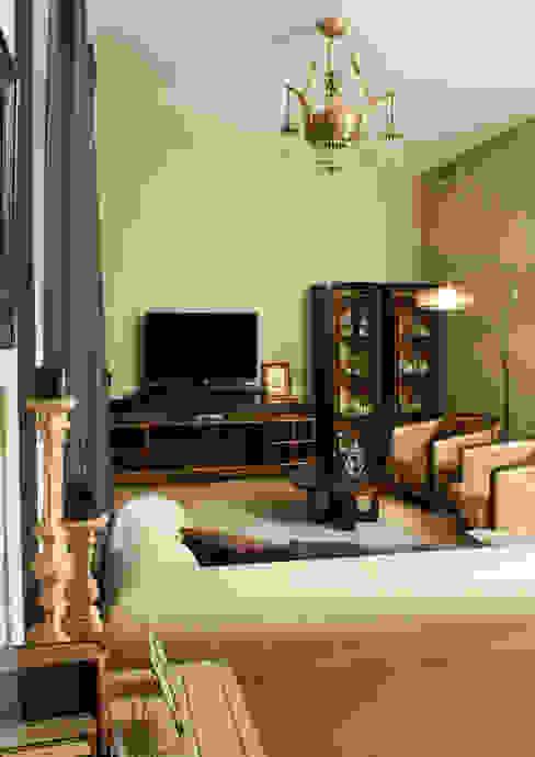 LDdesign Salones de estilo clásico