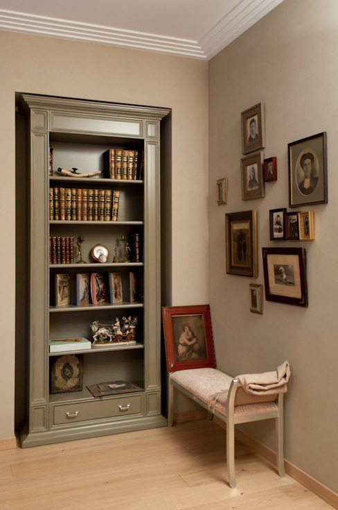 LDdesign Pasillos, vestíbulos y escaleras clásicas