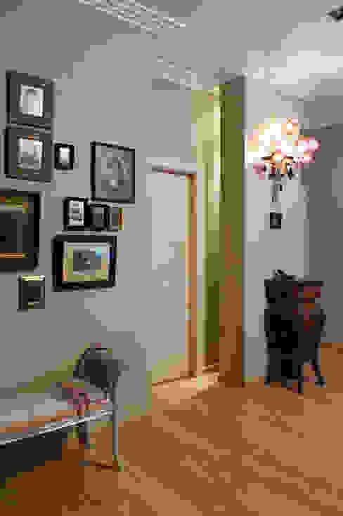 LDdesign Couloir, entrée, escaliers classiques