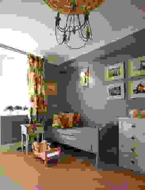 Дизайн бюро Татьяны Алениной Nursery/kid's room