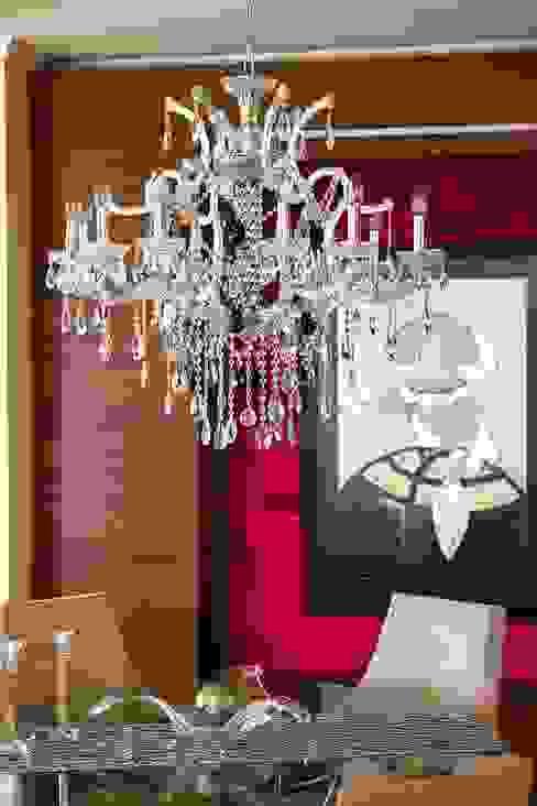 Lámparas de cristal para comedores, tanto ambientes clásico y modernos Bimaxlight ComedorIluminación
