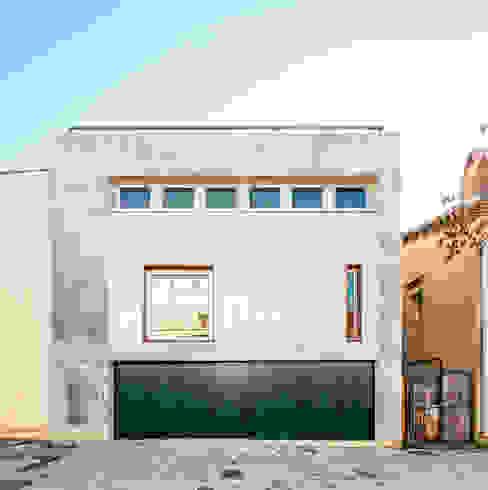 Casa Migdia Sau Taller d'Arquitectura Casas de estilo minimalista