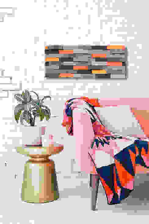 Obraz drewniany: styl , w kategorii  zaprojektowany przez DrewnianaŚciana,Minimalistyczny