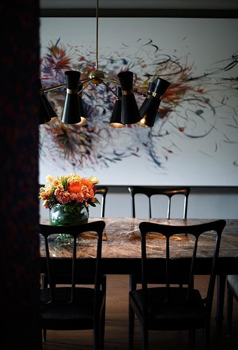 Paisajismo de interiores de estilo  por Kadir Asnaz Photography