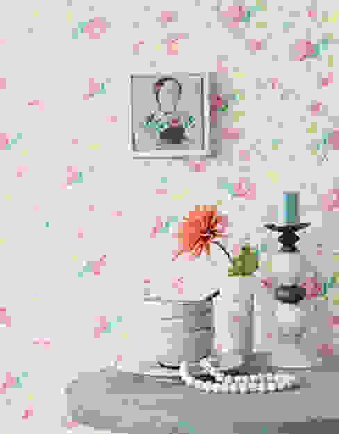 Field of Flowers Wallpaper ref 3900020 Paper Moon Walls & flooringWallpaper