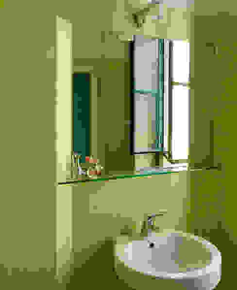 Angolo lavabo Interni d' Architettura Bagno moderno