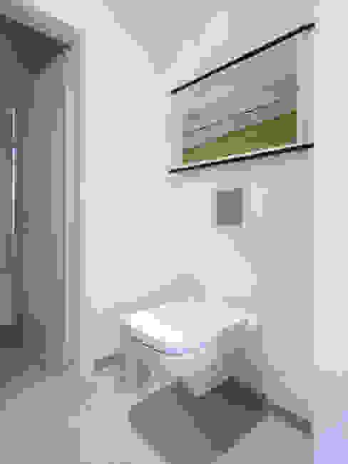 Industrial style bathroom by Tim Diekhans Architektur Industrial