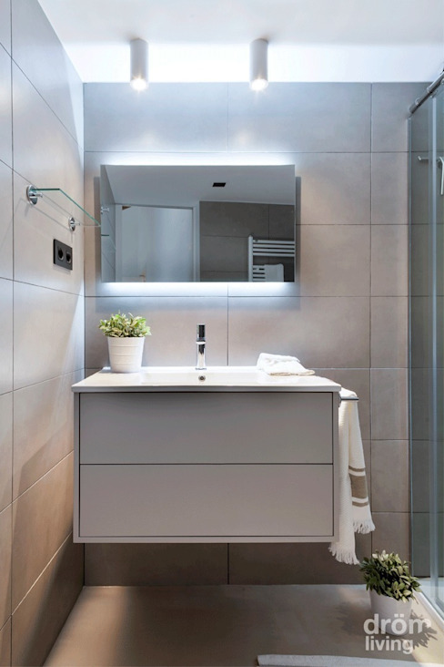 Minimalist style bathroom by Dröm Living Minimalist