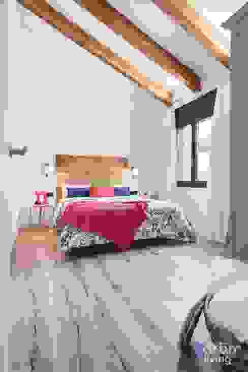Kamar Tidur Gaya Skandinavia Oleh Dröm Living Skandinavia