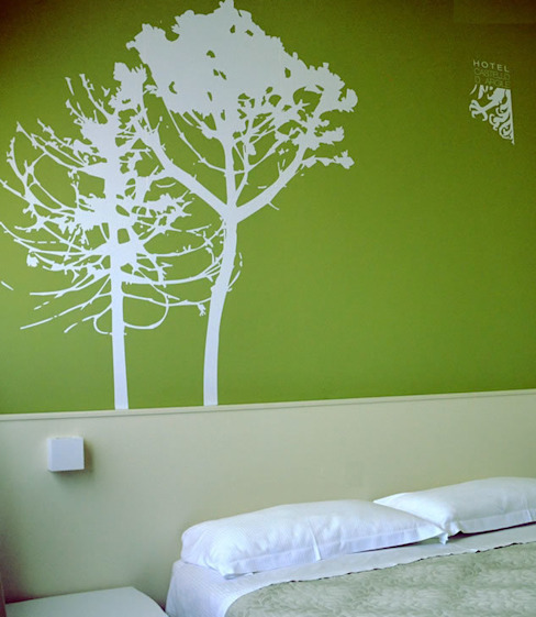 MITA PASSERINI interior designer Modern hotels