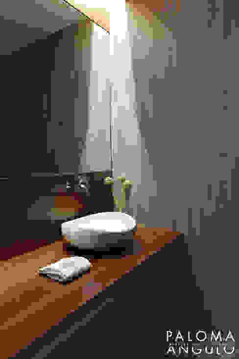 Ванная комната в стиле минимализм от Interiorismo Paloma Angulo Минимализм