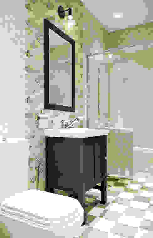 北欧スタイルの お風呂・バスルーム の EJ Studio 北欧
