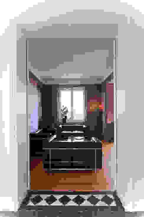 salon après Salon moderne par ALM Archi Design Moderne