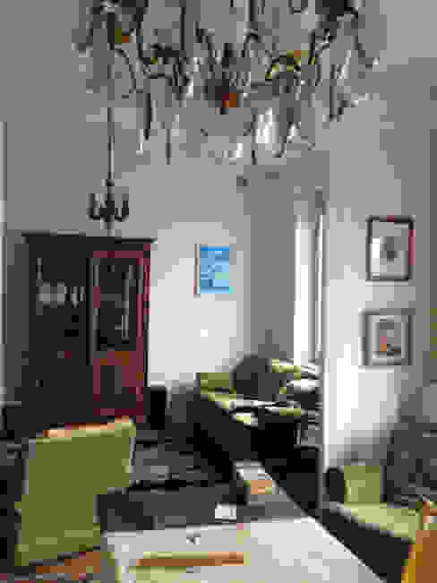 salon / salle à manger avant par ALM Archi Design