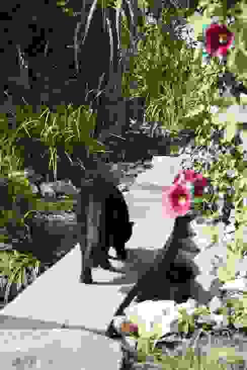 Gartenpfade Tropischer Garten von Gartenarchitekturbüro Timm Tropisch