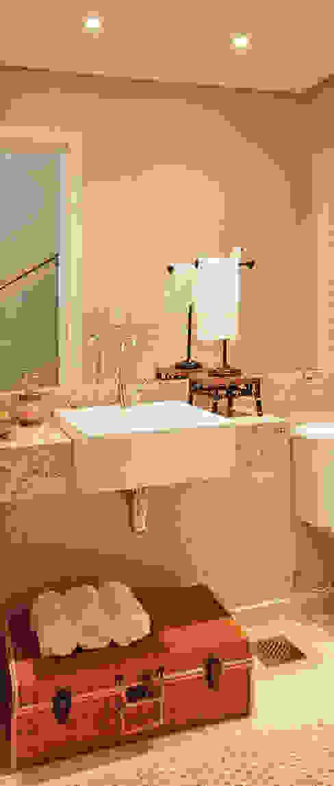 Lavabo Banheiros clássicos por Neoarch Clássico