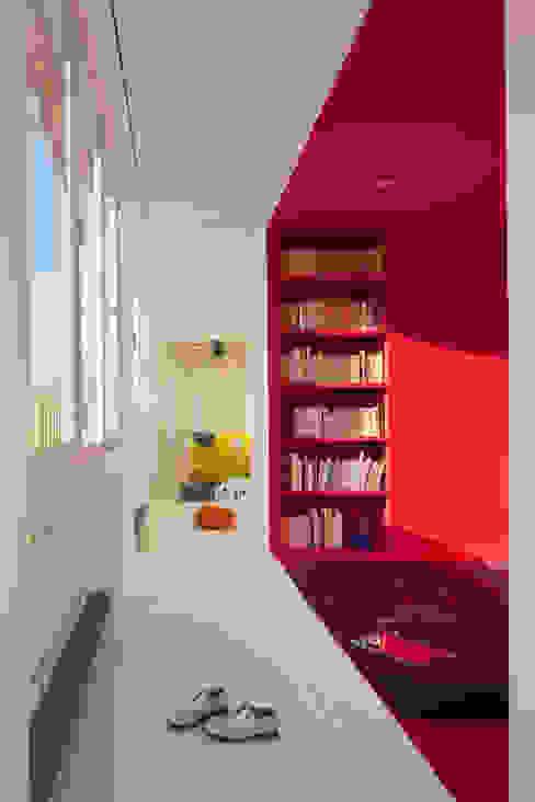 Appartement Manin au Buttes Chaumont Chambre originale par Ramsés Salazar Architecte Éclectique