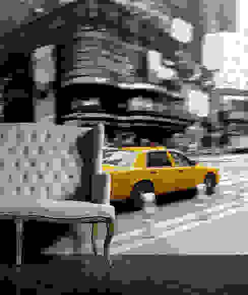New York Moderne woonkamers van BN International Modern