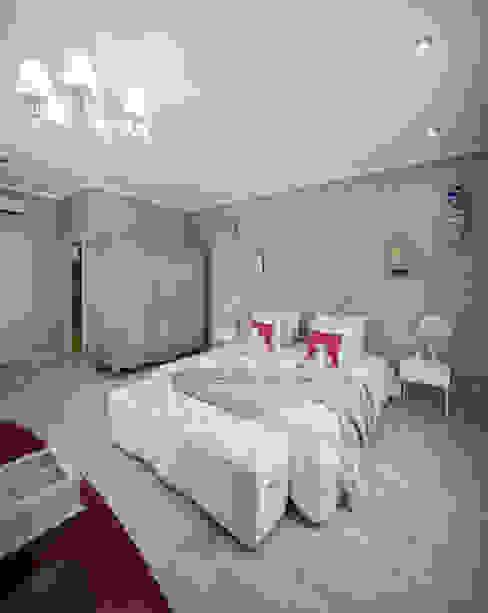 Dormitorios de estilo ecléctico de Дизайн мастерская Елены Тимченко Ecléctico