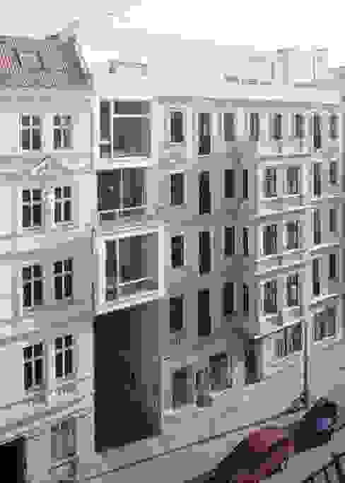 Choriner Straße 20/21 HAB - Hoyer Architekten Berlin Minimalistische Häuser