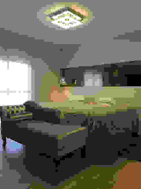 Arteforma Arquitetura 臥室沙發與躺椅