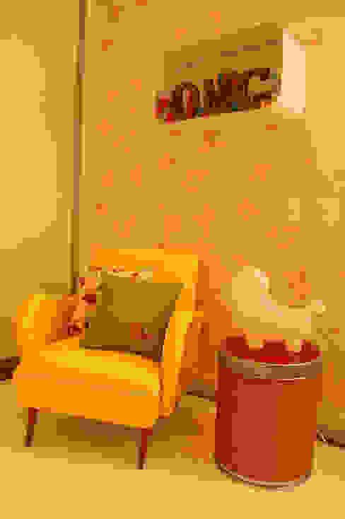 CASA MM | MM HOUSE Quarto infantil moderno por Sandro Clemes Moderno
