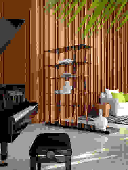 SENDAI CRYSTAL Bookshelves / Room divider HORM.IT SalonRegały