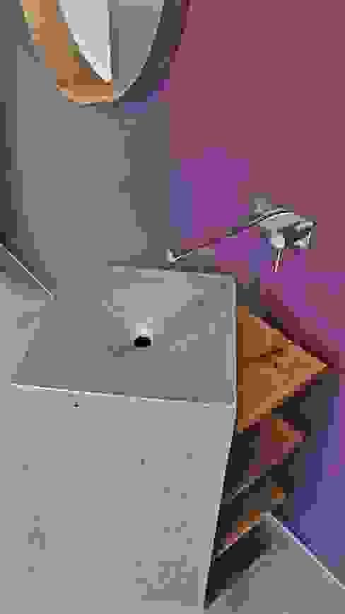 Waschtisch - Monolito - Foto by zeitwerkstatt von Studio Baumann