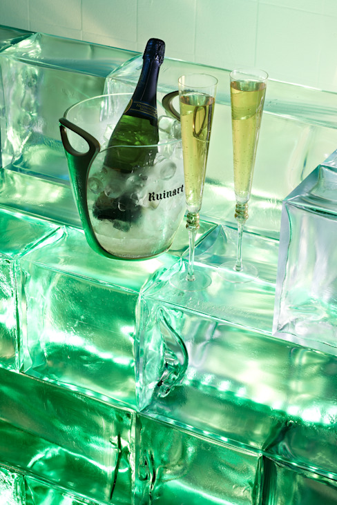 """Ice"" bar bởi LK Trading ltd/ Icefery Hiện đại"