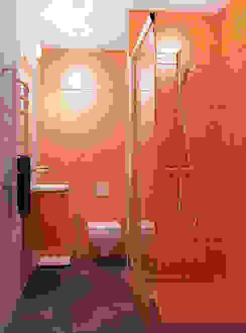 Санузел: Ванные комнаты в . Автор – Универсальная история, Лофт