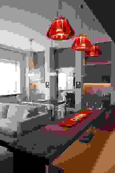 angolo bar Soggiorno moderno di Gaia Brunello | Photo&HomeStaging Moderno