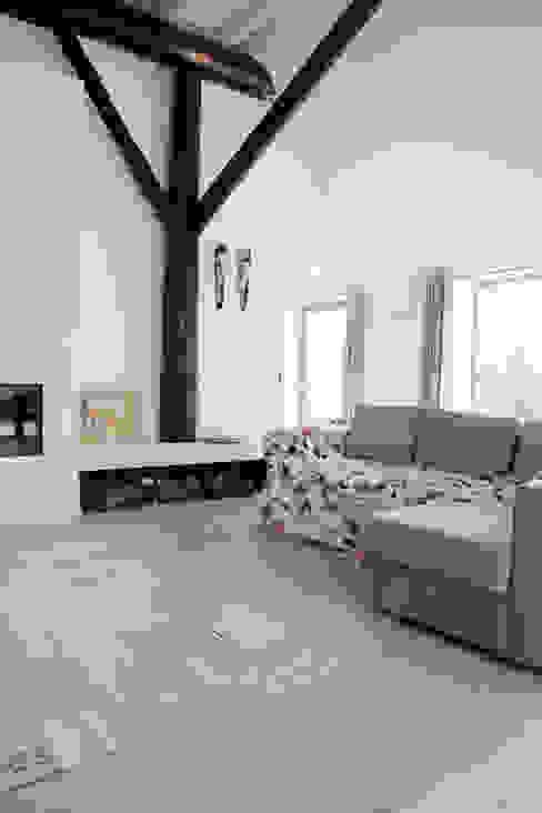 Vakantiehuis Schiermonnikoog:  Woonkamer door Binnenvorm,