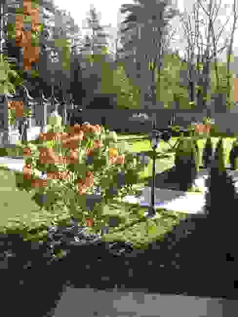 Загородный дом: Сады в . Автор – Leonid Voronin Architect,