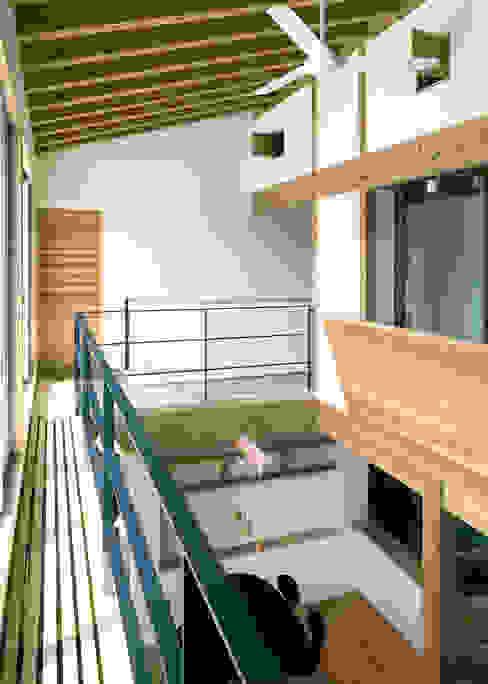 リビング・ダイニング2 オリジナルデザインの リビング の 有島忠男設計工房 オリジナル