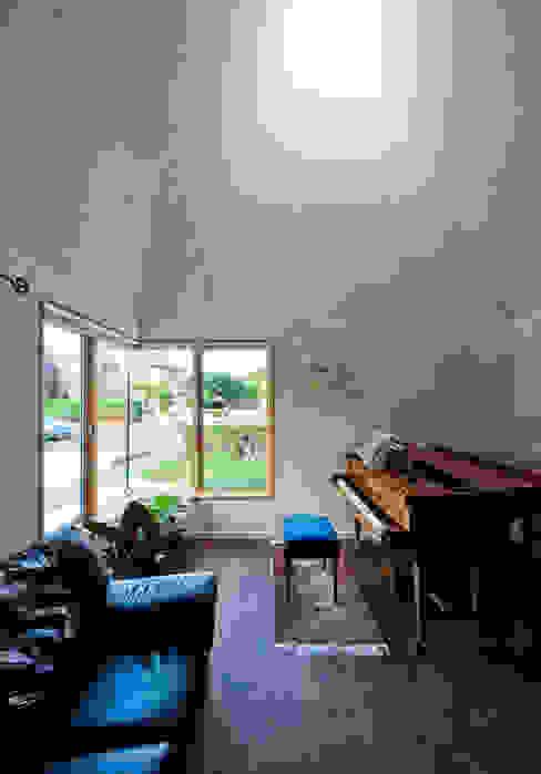 Cavendish Nowoczesny salon od Mole Architects Nowoczesny