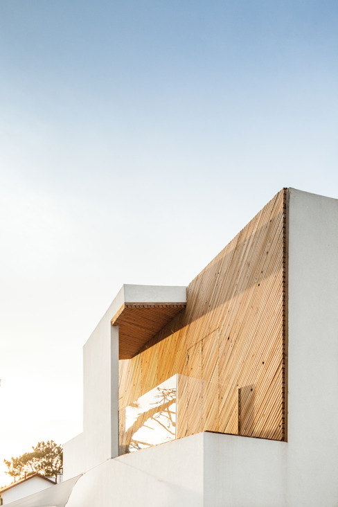 SilverWoodHouse Joao Morgado - Architectural Photography Casas modernas