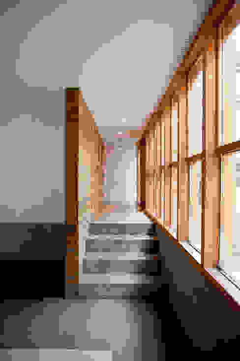 Interieur Minimalistische tuinen van Atelier Paco Bunnik Minimalistisch