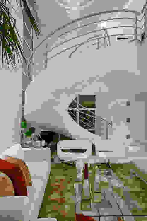 Salas de estilo moderno de Designer de Interiores e Paisagista Iara Kílaris Moderno