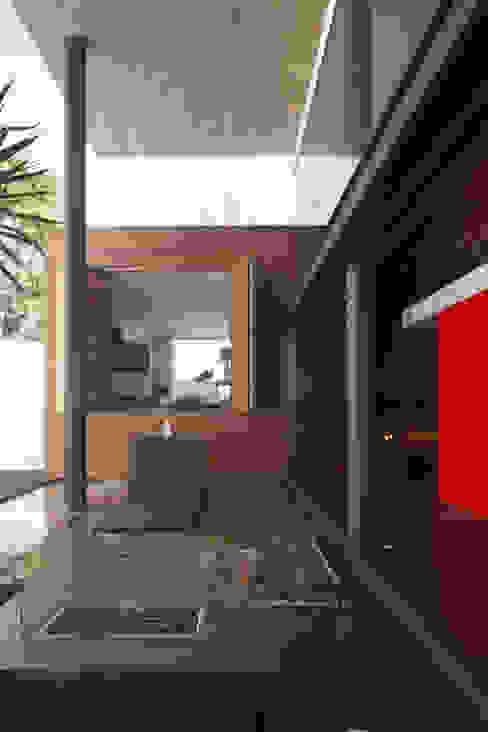 Tерраса в . Автор – Echauri Morales Arquitectos, Минимализм