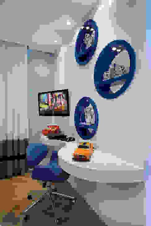 Designer de Interiores e Paisagista Iara Kílaris غرفة الاطفال