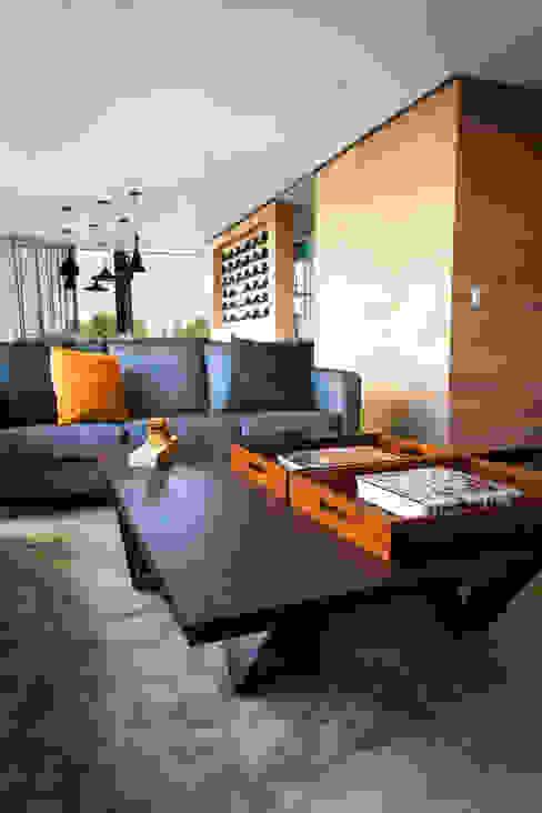 Concepto Taller de Arquitectura:  tarz Oturma Odası,