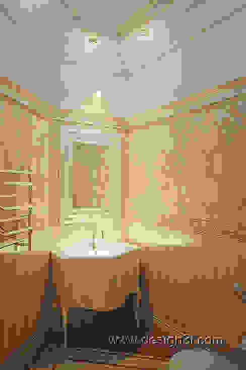 클래식스타일 욕실 by студия Design3F 클래식