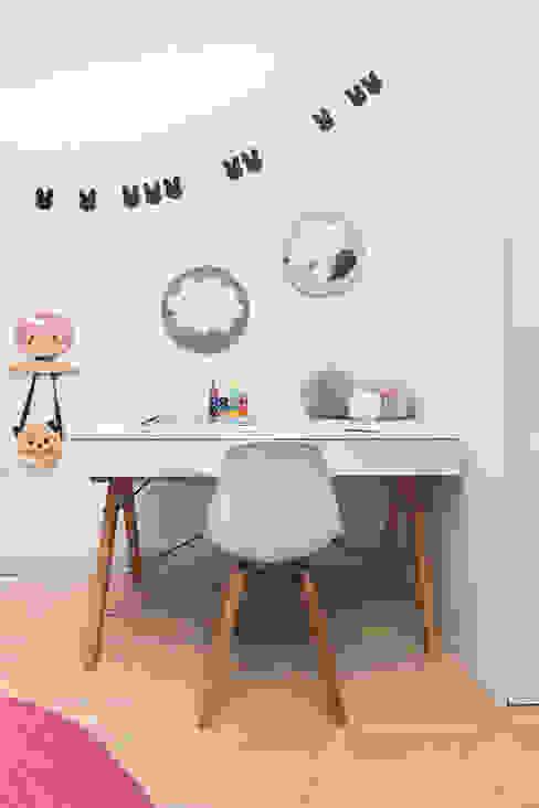 Pokój dziecięcy : styl , w kategorii Pokój dziecięcy zaprojektowany przez ARCHISSIMA,Skandynawski